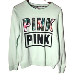 Pink Victoria's Secret Pullover Sweater